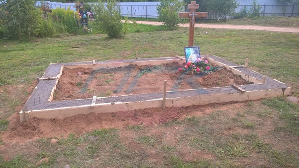 фундаменты для памятника
