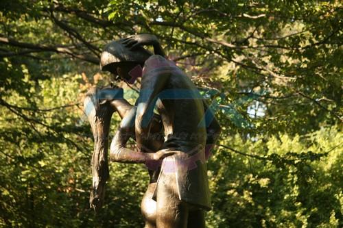 памятник ромео и джульета в нью-йорке
