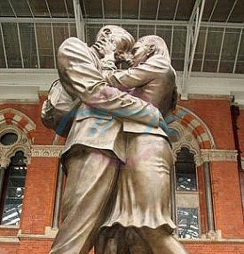 памятник лондон прощание