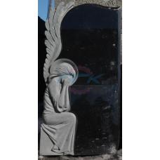Памятник со скорбящим ангелом ЭРП40