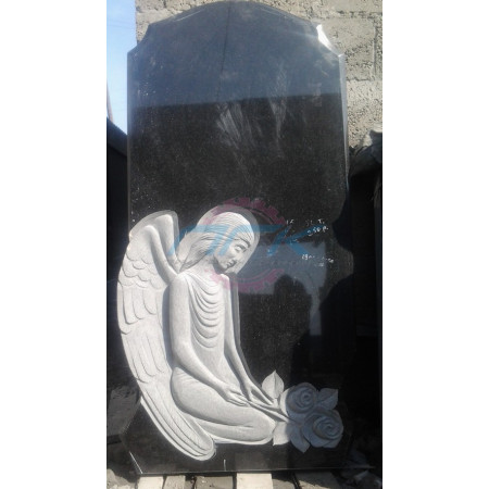 Памятник со скорбящим ангелом ЭРП41