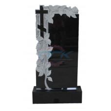 Памятник с розой ЭРП56