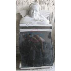 Памятник с ангелом ЭРП71