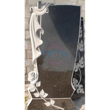 Памятник с розой ЭРП74