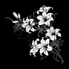 Цветок №100