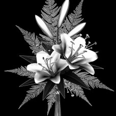 Цветок №6