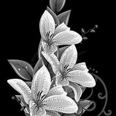 Цветок №9