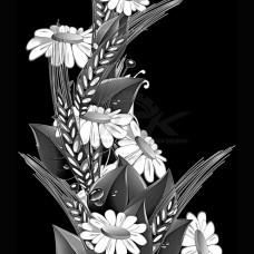 Цветок №12
