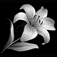 Цветок №55