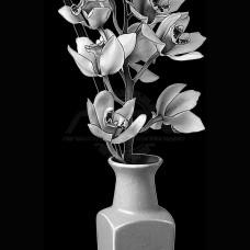 Цветок №63