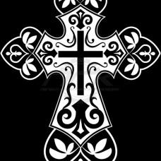 Крест №24