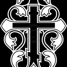 Крест №27