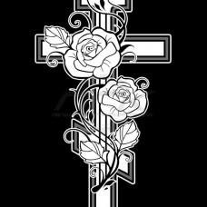 Крест №40