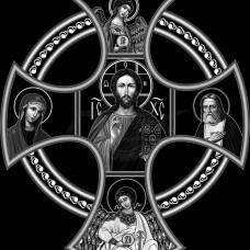 Крест №50