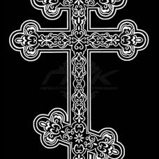 Крест №55