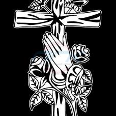 Крест №68