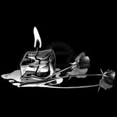 Свеча №34
