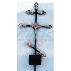 Кованый крест №2