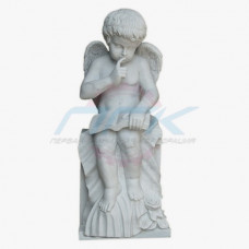 """Скульптура """"Ангелочек с книгой"""""""