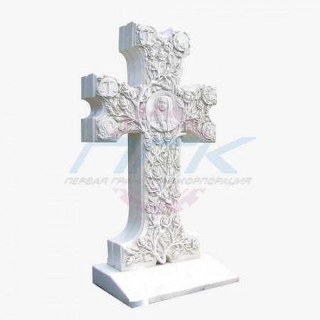"""Крест """"Мраморный"""""""