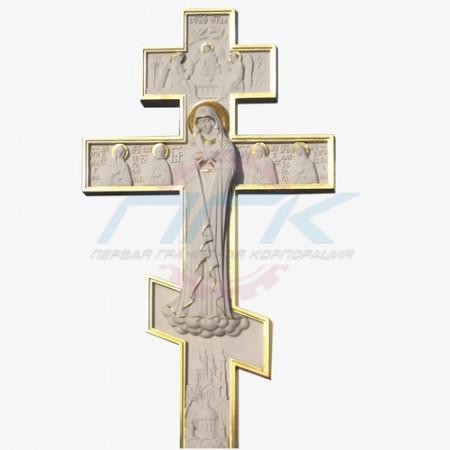 """Крест """"Пресвятая Богородицаы"""""""
