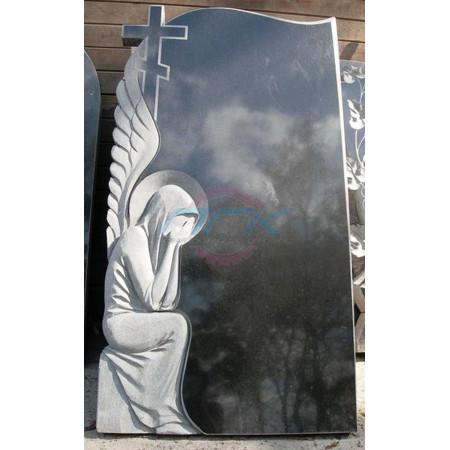 Памятник со скорбящим ангелом ЭРП26