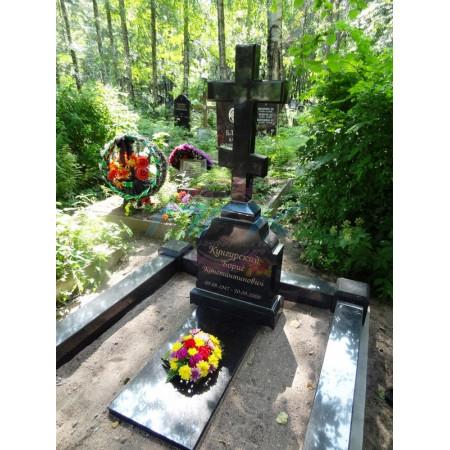 Памятник с крестом ПК8