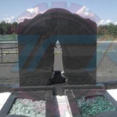 Памятник со свечой ЭРП6